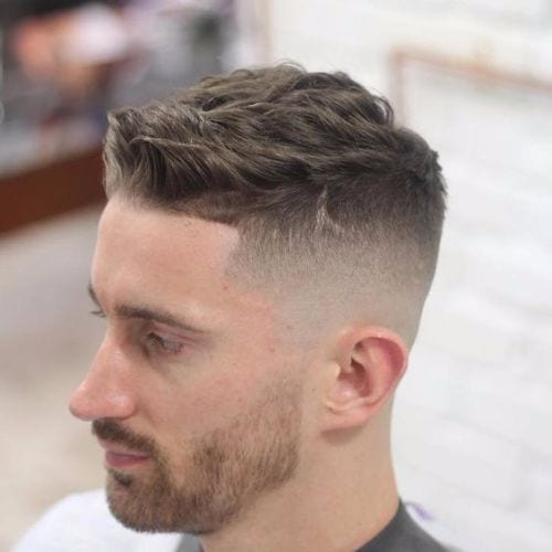 55 Hottest Faux Hawk Haircuts for Men - Men Hairstyles World
