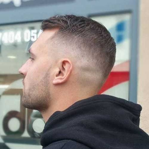 low fade hairstyles for men