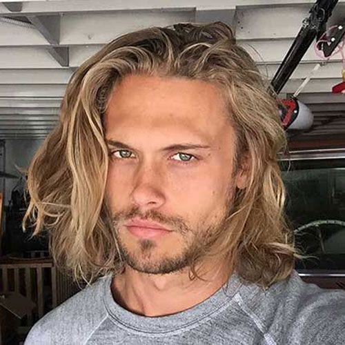 55 Coolest Medium Length Hairstyles For Men Men Hairstyles World