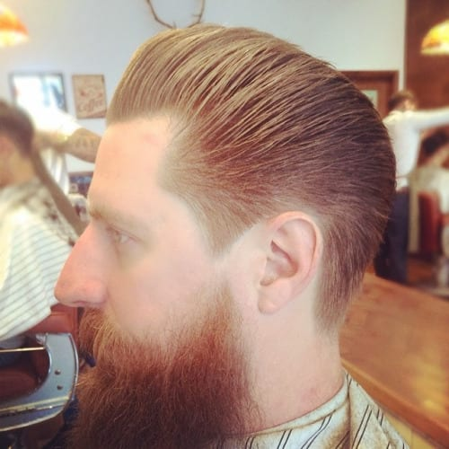 tidy pomp hairstyles for men