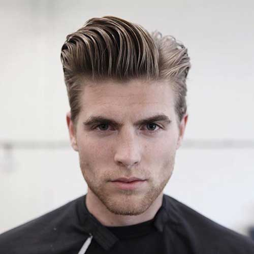 half up half down hairstyles for men