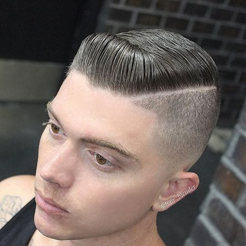neat high fade hairstyles for men