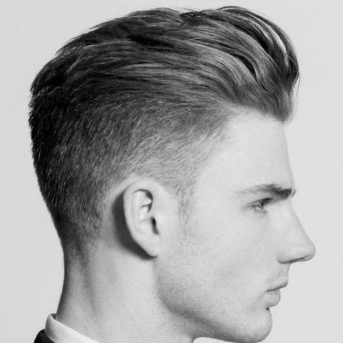 Classic tapered pomp