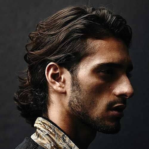 Modern Mullet Hairstyles
