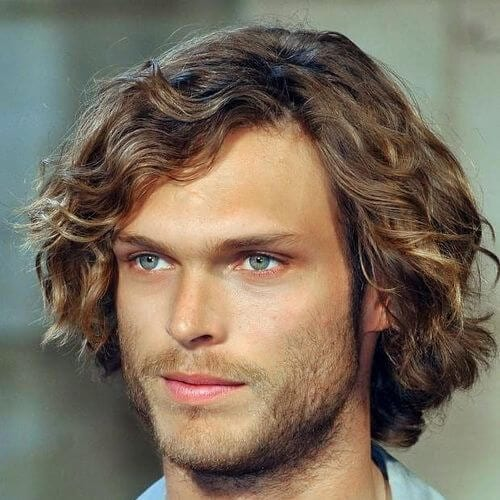 Mens Hairstyle Medium Length: 55 Medium Length Hairstyles For Men + Styling Tips
