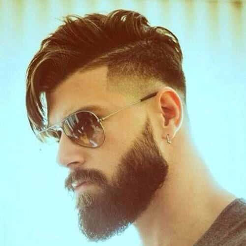 Edgy Modern Hairstyles for Men