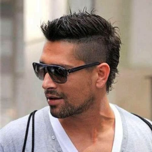 Fade Mohawk Hairstyles for Men