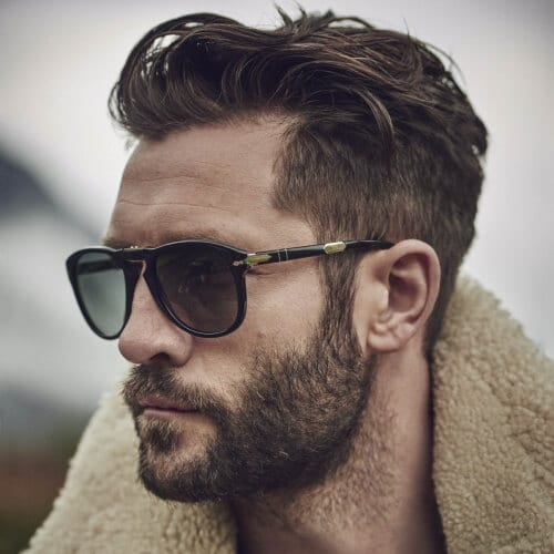 Long Top, Short Sides Modern Hairstyles For Men