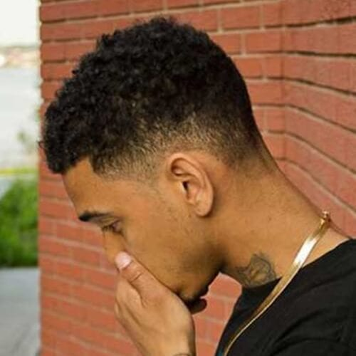 Modern Hairstyles for Black Men