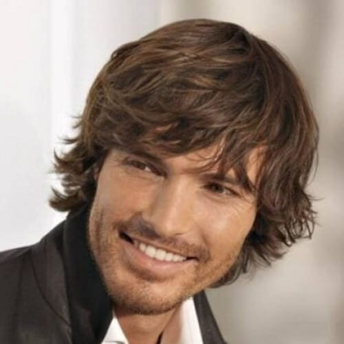 Modern Long Hairstyles for Men