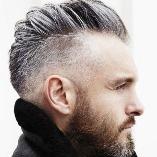 High Quality Mohawk Hairstyles For Men Short Hair