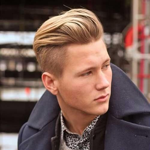 Undercut Modern Hairstyles for Men
