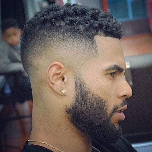 Fade Hairstyles for Black Men