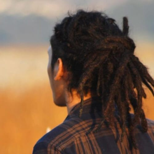 Casual Dreadlock Styles for Men
