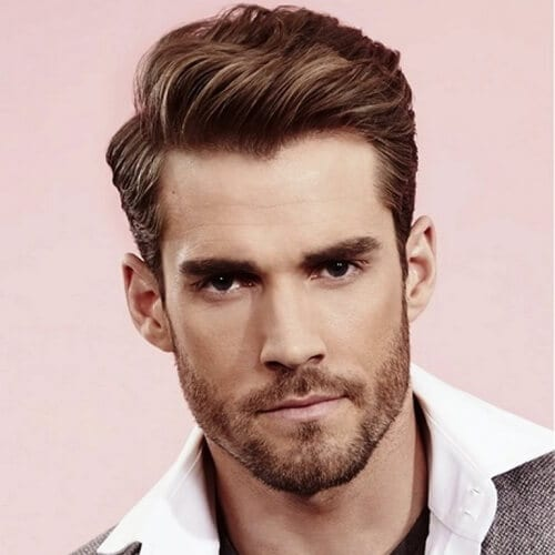Clean & Short Hairstyles for Men with Wavy Hair