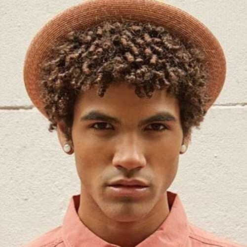 Cool Hairstyles for Black Men