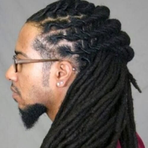 Dreadlock Braid Styles for Men