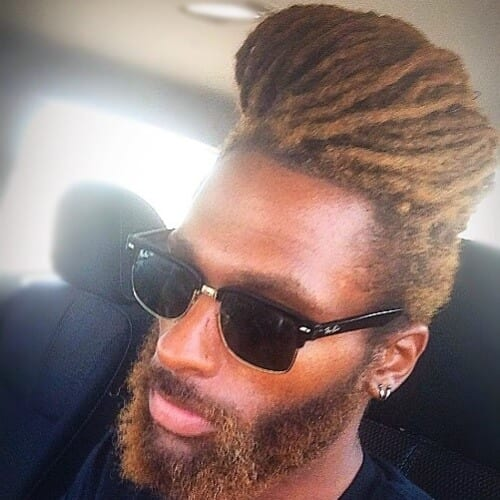 Dreadlocks Pompadours