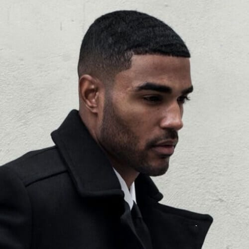 Short Hairstyles for Black Men