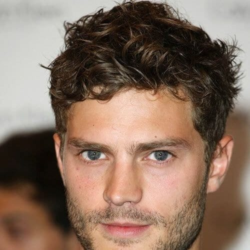 Delightful Short Wavy Hairstyles For Men