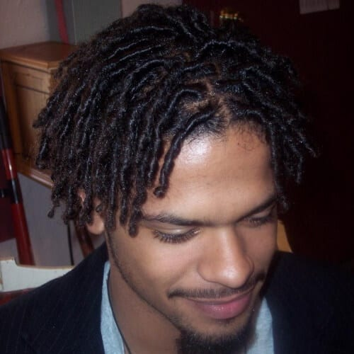 Twist Hairstyles for Black Men