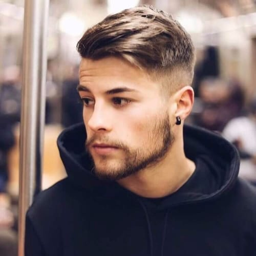 Good Comb Over Hairstyles For Men