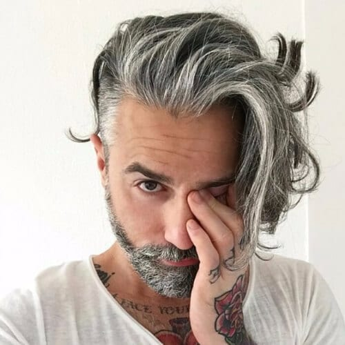 Hairstyles For Older Men 50 Magnificent Ways To Style Your