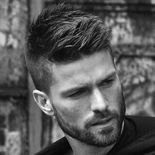 Easy U0026 Good Hairstyles For Men With Thick Hair