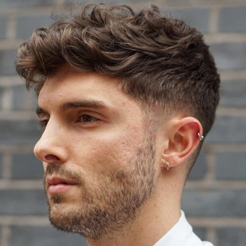 50 impressive hairstyles for men with thick hair men