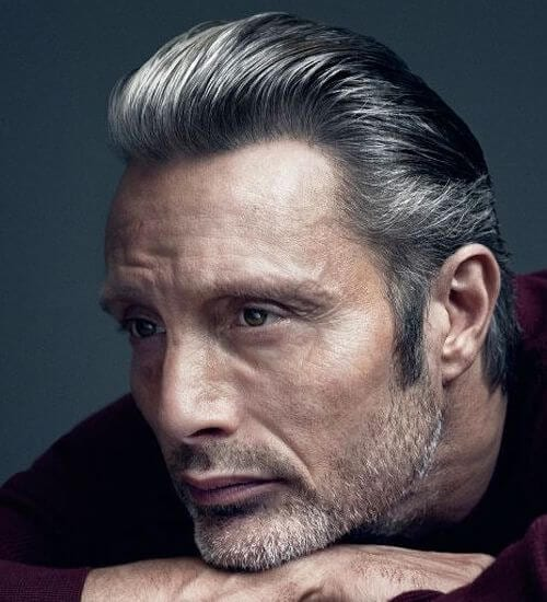 52 Magnificent Hairstyles for Older Men - Men Hairstyles World