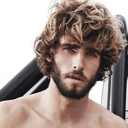 50 Impressive Hairstyles For Men With Thick Hair Men Hairstyles World