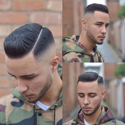 50 Exceptional Flat Top Haircuts for Men