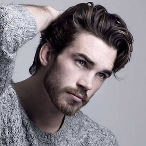 how to style thick curly hair mens 50 impressive hairstyles for with thick hair 3865
