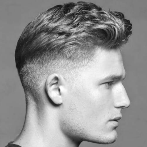 Slick Back Hair 50 Styling Ideas Men Hairstyles World