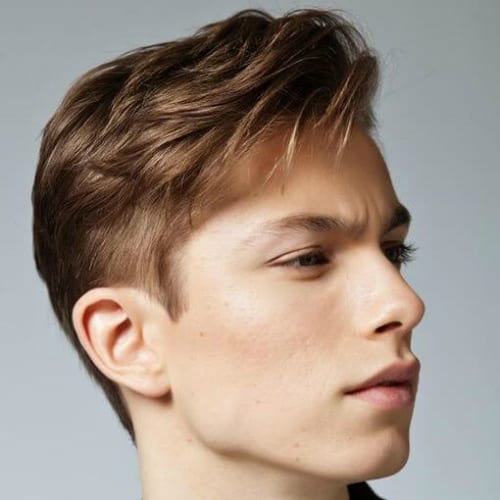 50 Charming Slick Back Hairstyles For Men Men Hairstyles World
