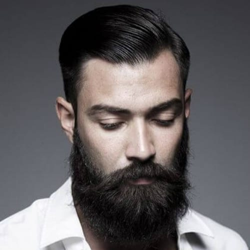 50 Charming Slick Back Hairstyles For Men