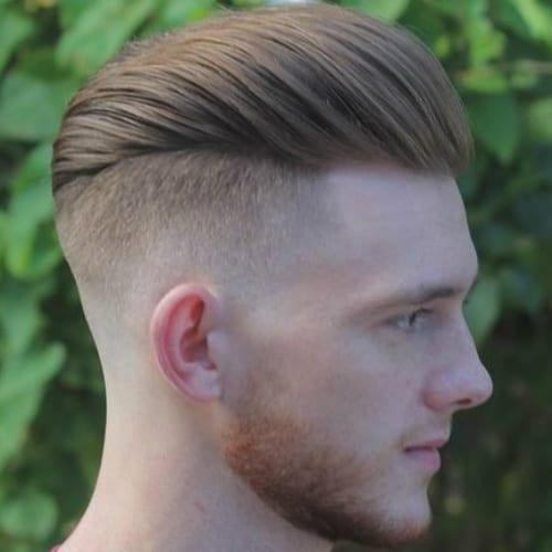 El corte de pelo teiper