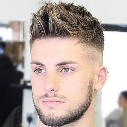 53 Splendid Shaved Sides Hairstyles for Men - Men Hairstyles ...