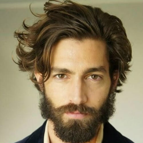 50 Practical Hairstyles For Men With Thin Hair Men Hairstyles World