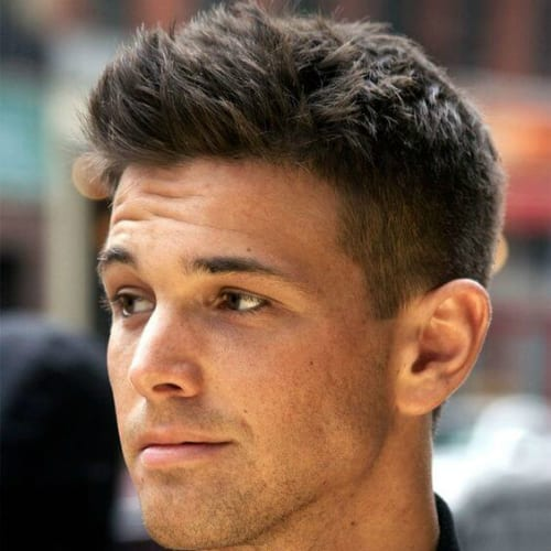 50 Dazzling Crew Cut Haircuts For Men Men Hairstyles World