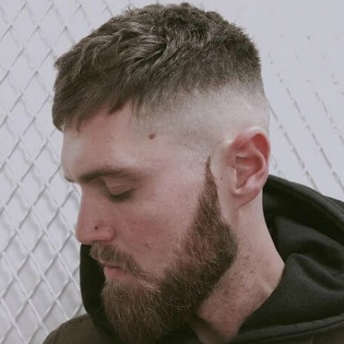 The Crew Cut 50 Interesting Ways To Wear It In 2021 Men Hairstyles World