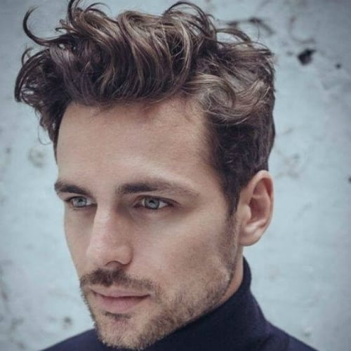 Thin Hair Here S 50 Practical Hairstyles For Men With