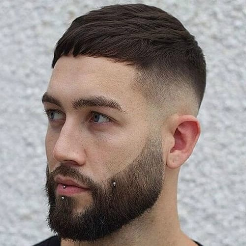 50 Dazzling Crew Cut Haircuts for Men in 2019 | Men Hairstyles World