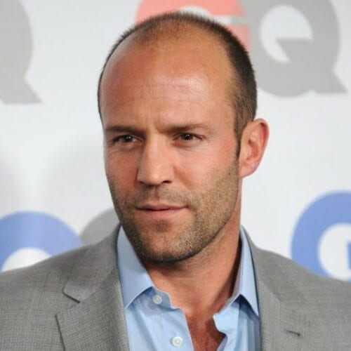 jason statham buzz cut