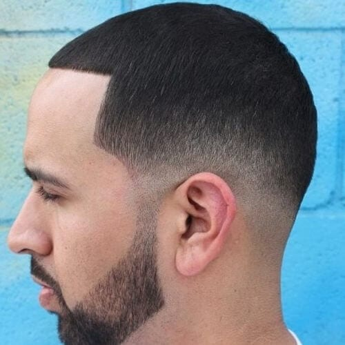Clean Cut Hairstyle