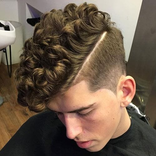 50 Fresh Hard Part Haircut Ideas Men Hairstyles World