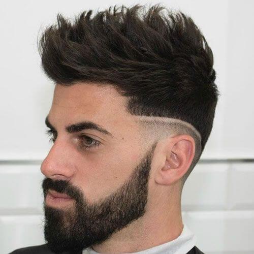 50 Fresh Hard Part Haircut Ideas Men Hairstyles World