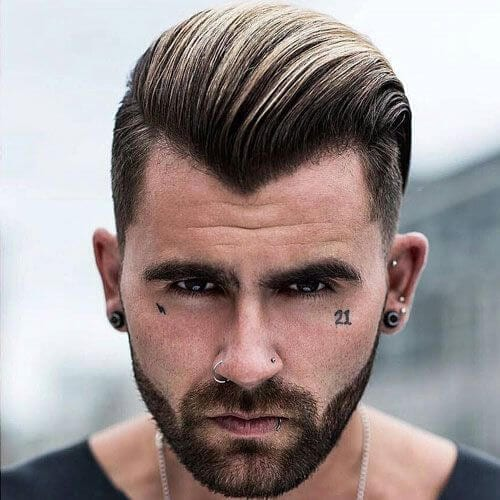 50 Smart Hairstyles For Men With Receding Hairlines Men Hairstyles