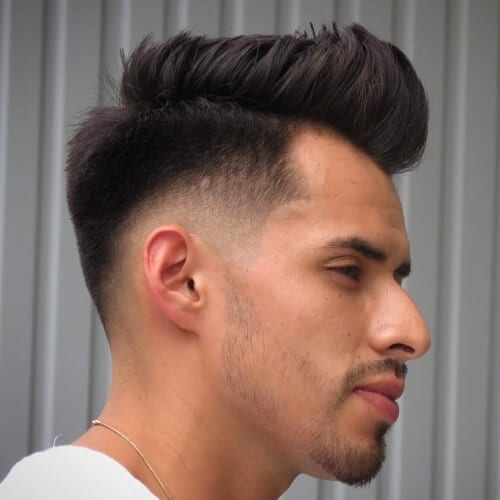 50 smart hairstyles for men with receding hairlines men hairstyles taper fade haircuts winobraniefo Gallery