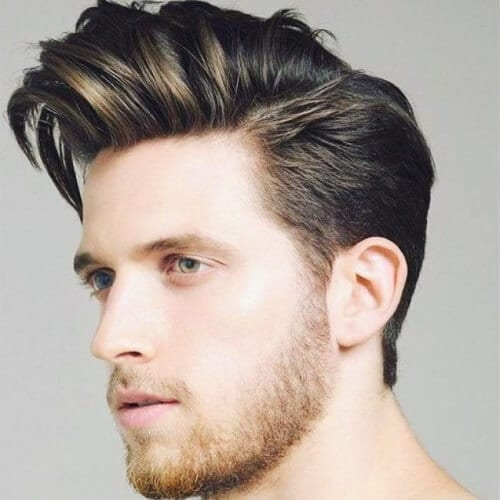 50 Tasteful Quiff Haircut Ideas Men Hairstyles World